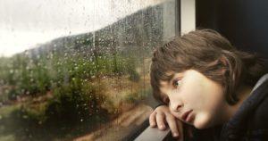 Eltern sind besorgt, wenn sich ihr Kind langweilt.